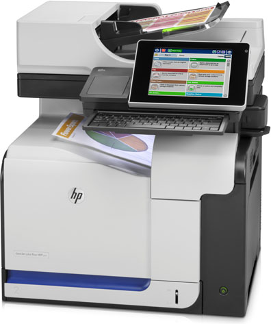 HP 700 Col Printer
