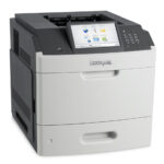 Lexmark MS812DE Mono Laser Printer 2nd image