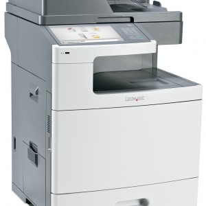 Lexmark X792 Series Colour Laser Printer