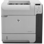 hp m601dn front